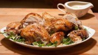 Julia Child's Lemon Roasted Chicken